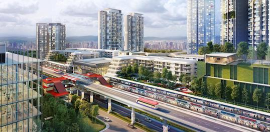 Bandar Sunway Sets Benchmark for Malaysia's Urban Mobility Initiative